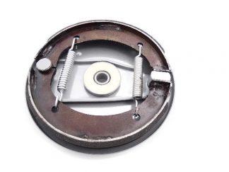 Szczękotrzymacz przód komplet DKW Nz350/1, Iż 350