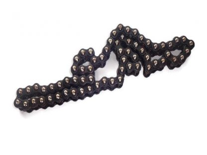 Łańcuszek sprzęgłowy jednorzędowy