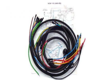 Instalacja elektryczna WSK 125 ( M06-B3)