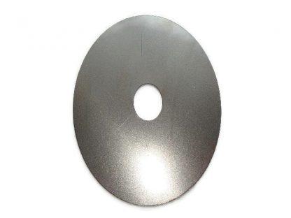 Blacha/dekiel wału WSK 125