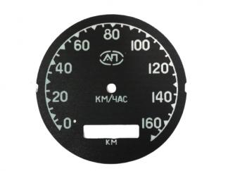Cyferblat tarcza licznika przejściówka typ Iż 49