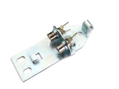 Podstawa lampy tył ze stopem Iż,49,350,M 72,Ural,K 125,K55