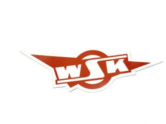 Naklejka logo emblemat WSK