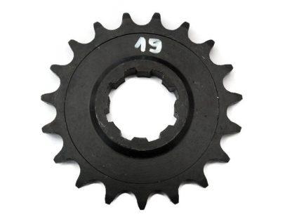 Zębatka napędowa przód, silnika Iż 19 zębów