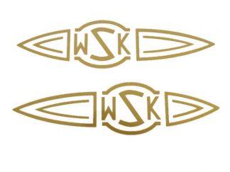 Kalkomania wodna WSK