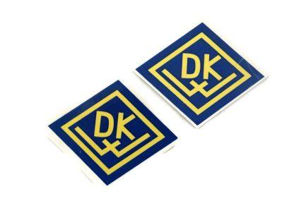 Kalkomania wodna Luxus DKW Nz, SB, Rt, nA