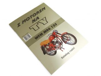 Katalog części WFM M 06 125 instrukcja schemat