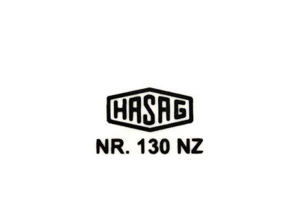 Kalkomania HASAG- lampa typ 2