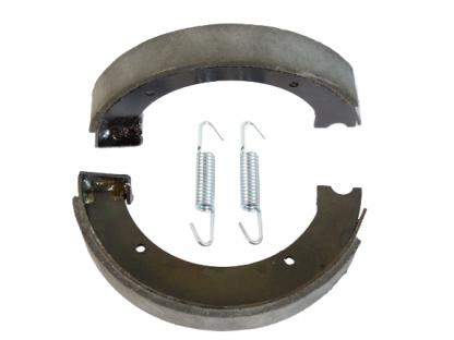 Szczęki hamulcowe tył DKW Sb 250