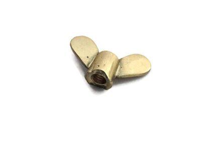 Motylek mosiądz Iż 49,350,DKW