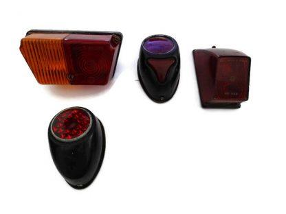 Żarówka 12V 10W - Ba15 - świateł pozycyjnych/stopu