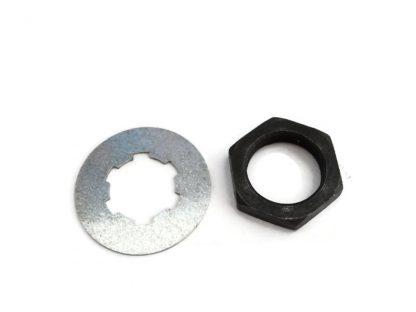 Nakrętka podkładka zębatki wałka zdawczego WSK 125