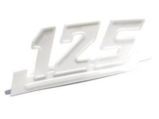 Napis/emblemat 125 WSK
