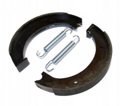 Szczęki hamulcowe tył Dkw Nz 350,Nz350/1 Sb 500