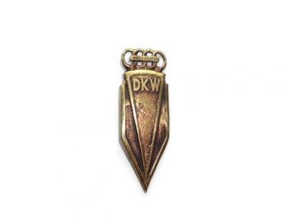 Dkw logo,znaczek