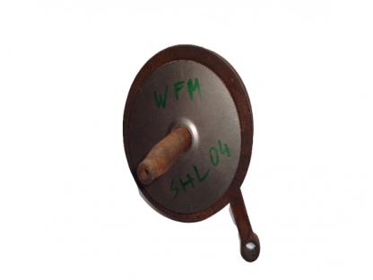 Blacha/dekiel wału SHL M04, WFM