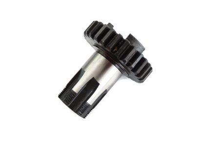 Wałek zdawczy WSK 125 tryb zębatka zdawcza