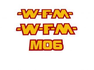 Kalkomania WFM M06