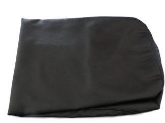 Pokrowiec siedzenia WSK 125/175 czarny gładki