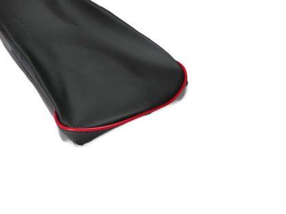 Pokrowiec siedzenia WSK 125/175 z czerwona kedrą