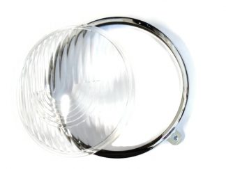 Ramka plus szkło reflektora SHL M11