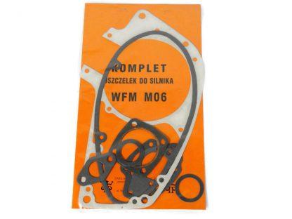 Uszczelki silnika komplet WFM M06