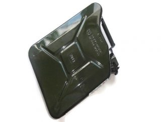 Kanister Dniepr, Ural, M72, K750 zielony 10L
