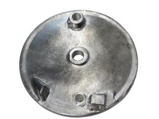 Szczękotrzymacz/tarcza hamulcowa DKW Nz250