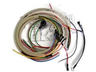 Instalacja elektryczna SHL M11, SHL M06 kremowa