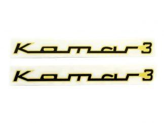 Kalkomania wodna Komar 3
