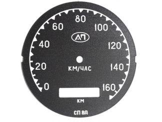 Cyferblat tarcza licznika nowy typ Iż, M72, K750
