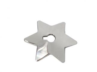 Sprężyna trapezu chrom SHL M04, M05