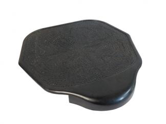 Guma siedzenia Komar czarna