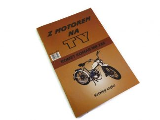 Katalog części Romet Komar MR 232
