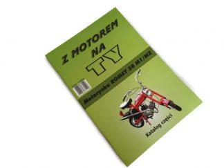 Katalog części Romet 50 M1/M2