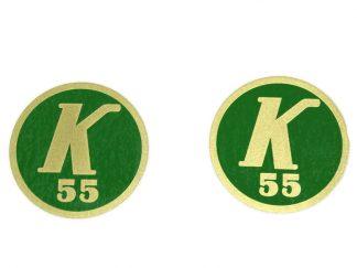 Kalkomania wodna Mińsk CCCP, K55