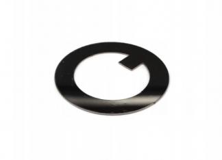 Podkładka zabezpieczenie nakrętki sztycy inox SHL M17 Gazela