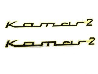 Kalkomania wodna Komar 2