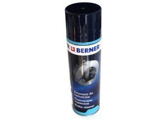 Zmywacz do hamulców Berner 500 ml