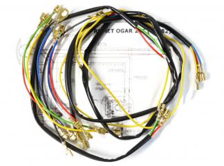 Instalacja elektryczna Romet Ogar 205 Producent 2
