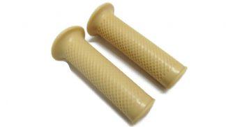 Manetki gumy kierownicy kremowe Wfm Osa Wsk