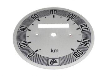 Cyferblat tarcza tarczka Junak M10 srebrny