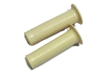 Manetki gumy kierownicy kremowe Wfm Osa