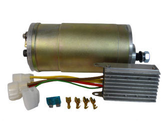 Dynamo/alternator 12V/130W K750, M72, Ural, Dniepr