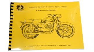 Katalog części zamiennych Shl M11