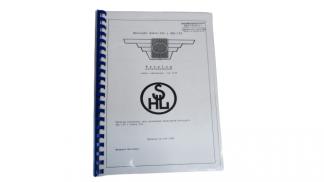 Katalog części zamiennych SHL 125
