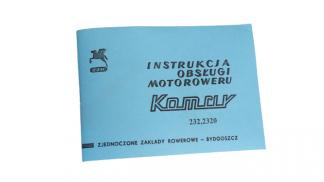 Katalog Instrukcja Obsługi Komar 232