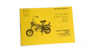 Katalog Instrukcja Obsługi Kadet M780, M781