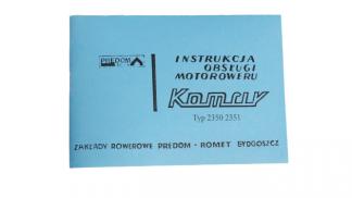 Katalog Instrukcja Obsługi Komar 2350 2351