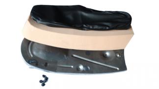 Blacha siedzenia + gąbka komplet WSK B3 typ 2